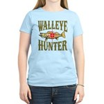Walleye Hunter Women's Light T-Shirt