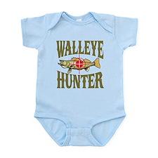 Walleye Hunter Onesie