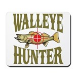 Walleye Hunter Mousepad