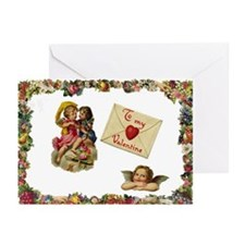 Cute Cupid Greeting Cards (Pk of 20)