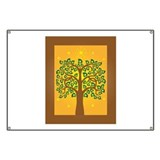 Bodhi Tree Banner