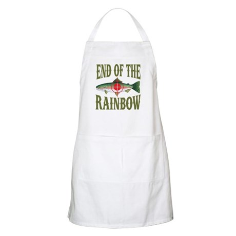End of the Rainbow BBQ Apron
