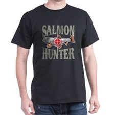 Salmon Hunter T-Shirt