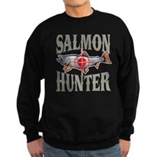 Salmon Hunter Sweatshirt