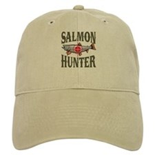 Salmon Hunter Baseball Cap