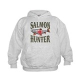 Salmon Hunter Hoody