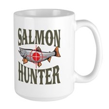 Salmon Hunter Mug