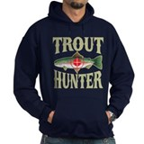 Trout Hunter Hoody