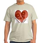 Cheap Date Ash Grey T-Shirt