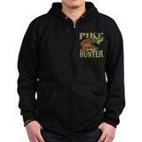 Pike Hunter Zip Hoody