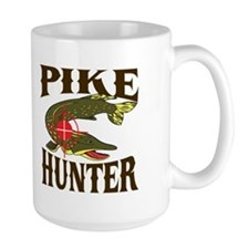 Pike Hunter Mug
