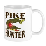 Pike Hunter Small Mug