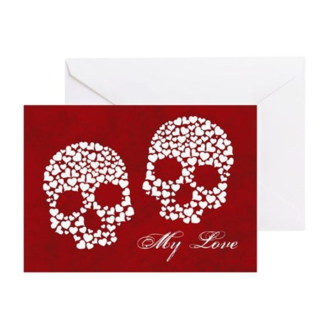 Love to the Bone Greeting Cards (Pk of 20)