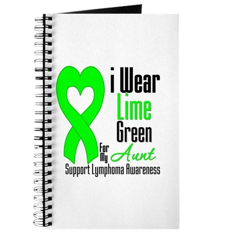 Lymphoma Heart Aunt Journal