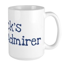Brocks secret admirer Mug