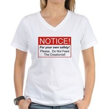 Notice / Creationist Shirt