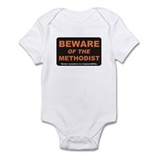 Beware / Methodist Infant Bodysuit