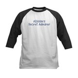 Allissas secret admirer Tee