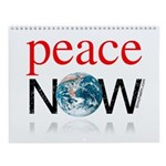 Peace Now Wall Calendar