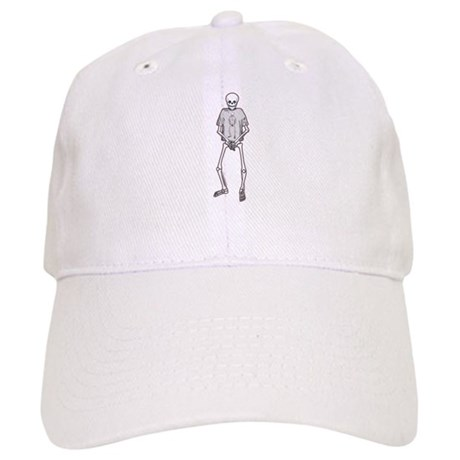 T-Shirt Skeleton Cap
