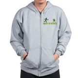 Pursuit of Hoppiness Zip Hoodie