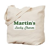 Martins Lucky Charm Tote Bag