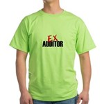 Ex Auditor Green T-Shirt