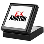 Ex Auditor Keepsake Box