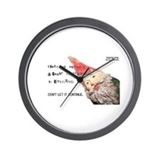 ISPCG Wall Clock