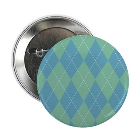 Blue & Green Argyle 2.25