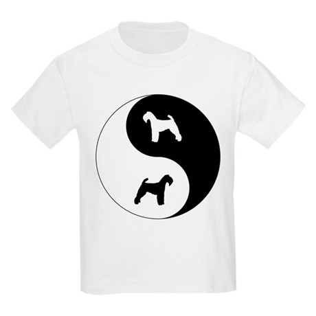 Yin Yang Welshie Kids Light T-Shirt