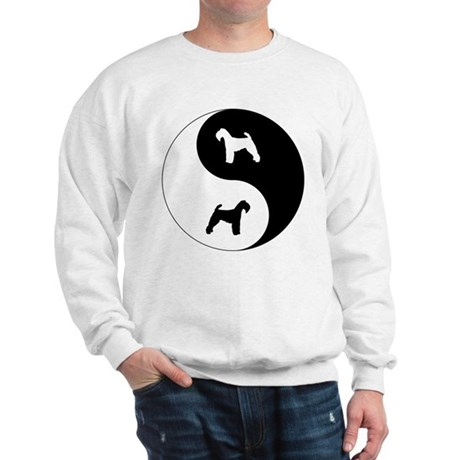 Yin Yang Welshie Sweatshirt