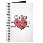 Debra broke my heart and I hate her Journal