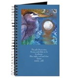 Blue Heron and Bronze Moon Journal