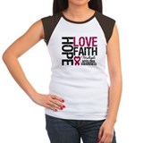 Multiple Myeloma Faith Tee