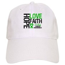 Kidney Cancer Faith Baseball Cap