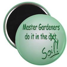 Master Gardener Magnet