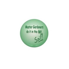 Master Gardener Mini Button (100 pack)