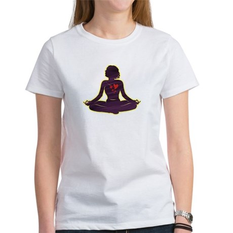 Lovely Yoga Women's T-Shirt