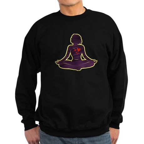 Lovely Yoga Sweatshirt (dark)