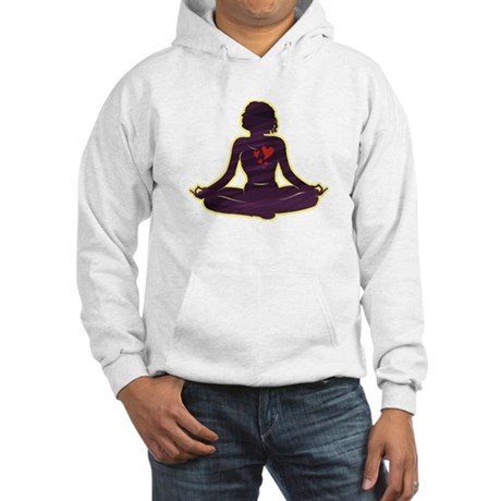 Lovely Yoga Hooded Sweatshirt