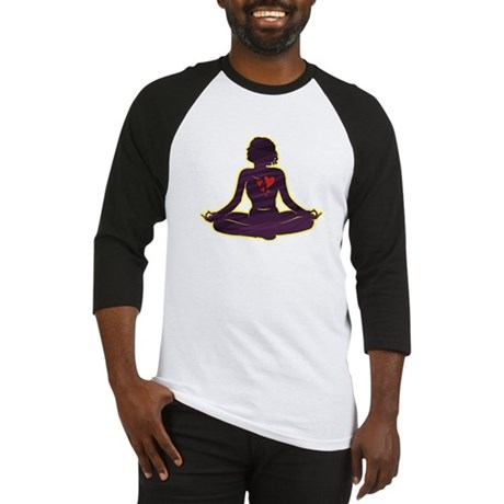 Lovely Yoga Baseball Jersey