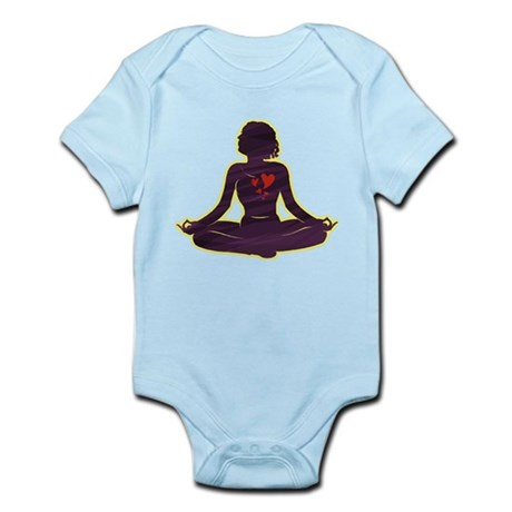 Lovely Yoga Infant Bodysuit