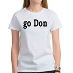 go Don Women's T-Shirt