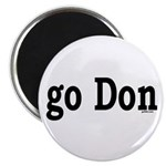 "go Don 2.25"" Magnet (100 pack)"