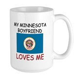 My Minnesota Boyfriend Loves Me Mug