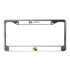 Minnesota License Plate Frame