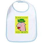 Kiss Me I'm Irish Bib