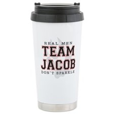 Team Jacob Ceramic Travel Mug