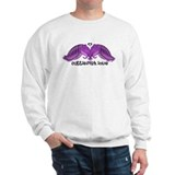 Purple Cuttlefish Love Sweatshirt